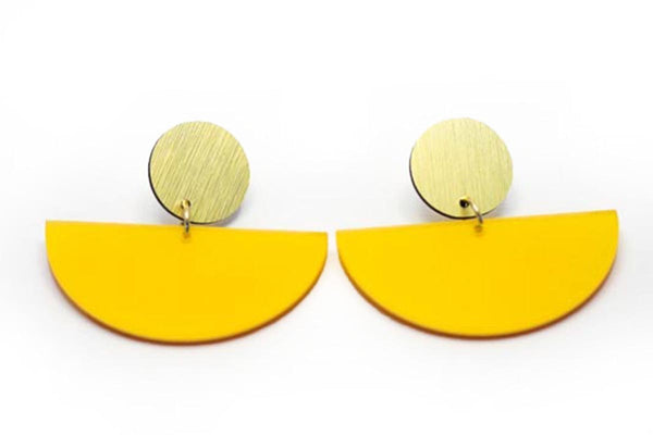 Mellow Earrings - Bonita