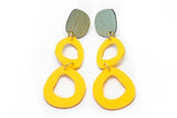 Mellow Earrings - Fluid Double Drop