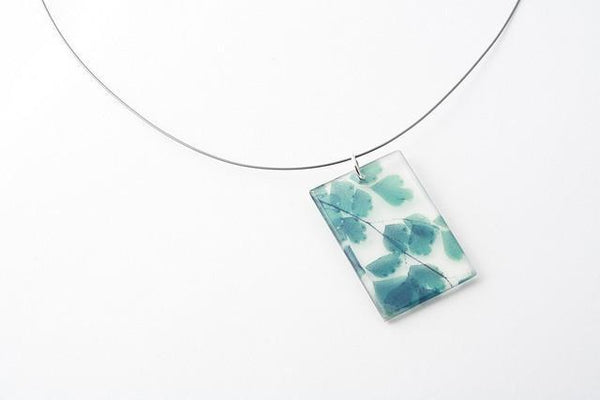 Maidenhair Necklace - Regular
