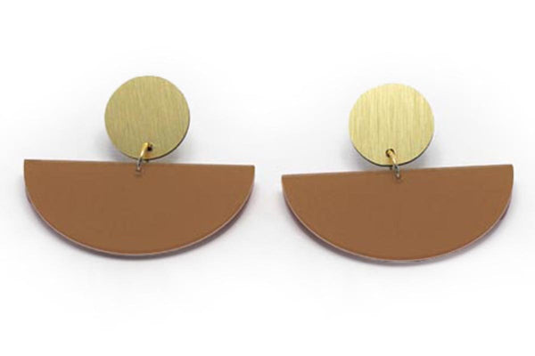 Nude Earrings - Bonita