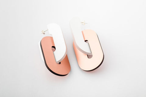 Powder Earrings - Link