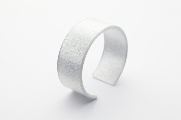 Pure Silver Cuff - Narrow
