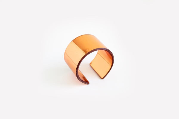 Reflect Copper Cuff - Wide
