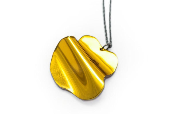 Reflect Gold - Necklace - Flow Large