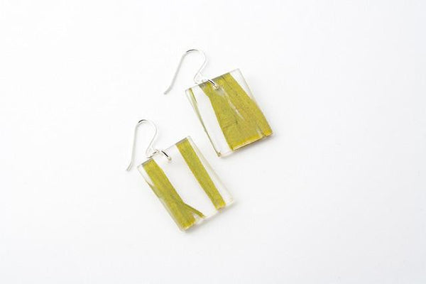 Seaweed Earrings - Regular