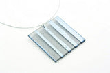 Tempo Ice Necklace - Lrg Square