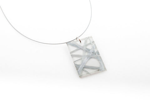 Connection Silver Necklace - Regular