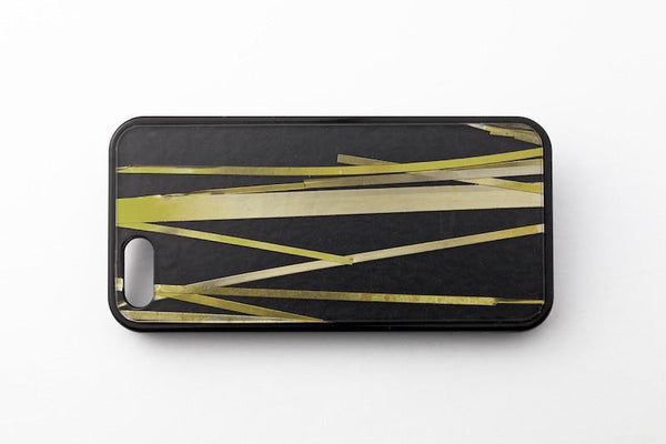 Electra Gold iPhone Case