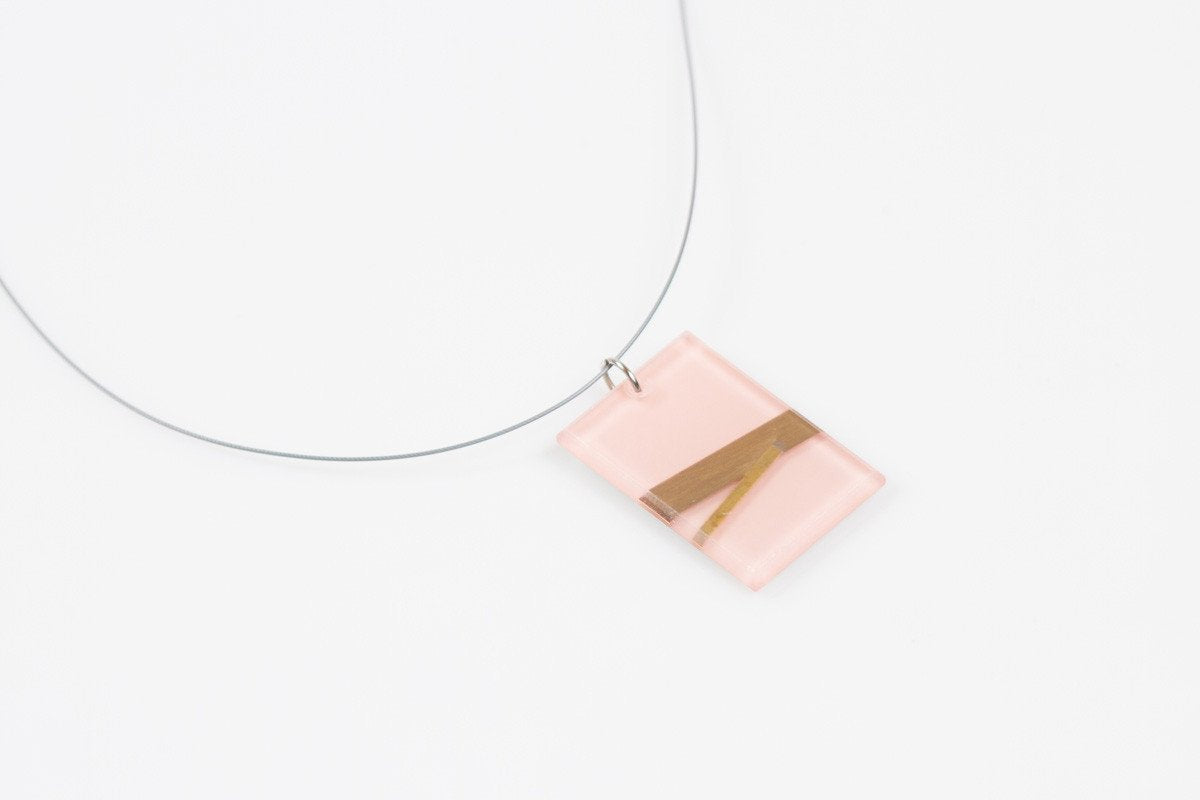 Ecoresin Necklace - Regular