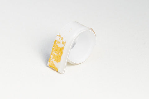 Gild Gold White Ring