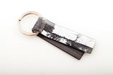 Gild Silver Key Chain