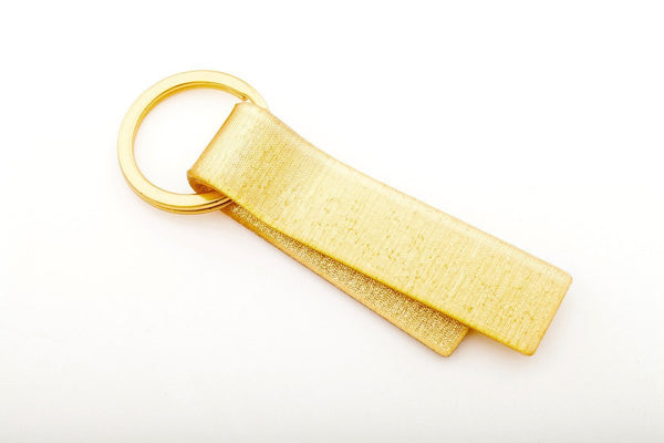 Pure Gold Key Chain