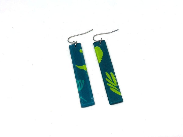 Plant Pop Earrings - Long