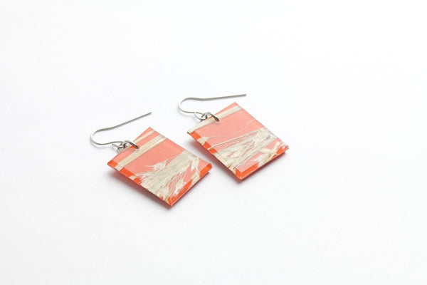 Rice Grass Mesa Earrings - Regular