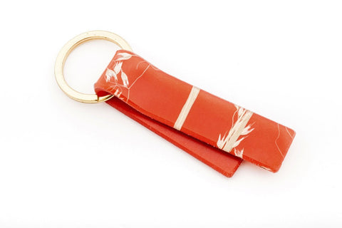 Rice Grass Mesa Key Chain