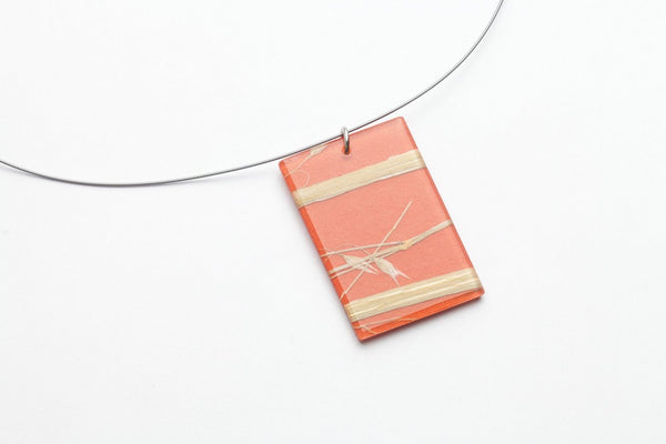 Rice Grass Mesa Necklace - Regular