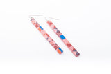 Rose Pop Earrings - Skinny