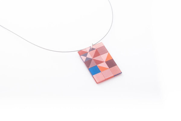 Rose Pop Necklace - Regular