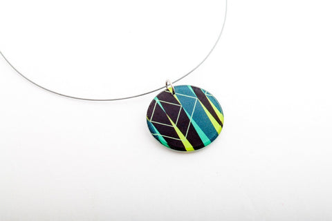 Sim Pop Necklace - Circle