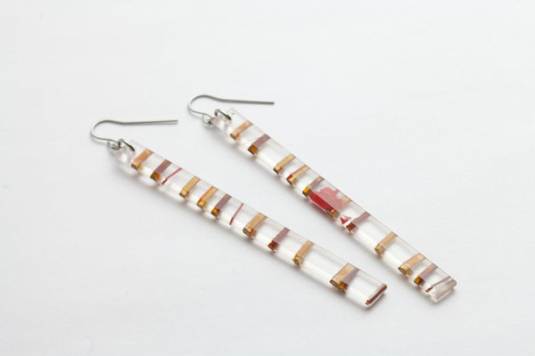 Ting Ting Elements Earrings - Skinny