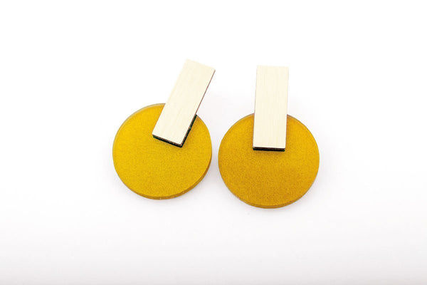 Vitamin C Earrings - Billy