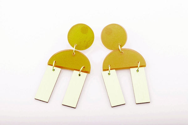 Vitamin C Earrings - Cindy