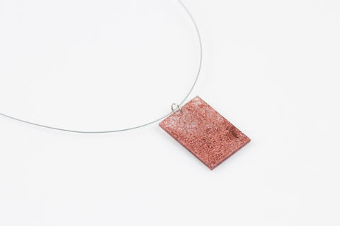 Wild Silk Mulberry Necklace - Regular