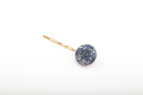 Wild Silk Prussian Bobby Pin