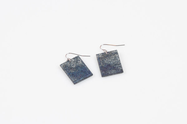Wild Silk Prussian Earrings - Regular
