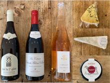Load image into Gallery viewer, French Wine & Cheese