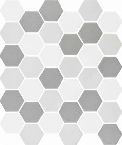 Hexagon Unglazed Toronto