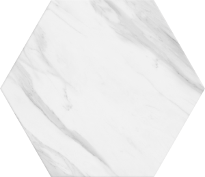 Hexagon Carrara