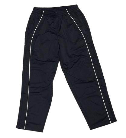 Men's Full Zip Track Pant