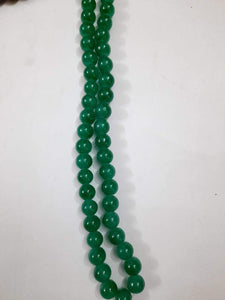 10Mm Glass Beads L Green
