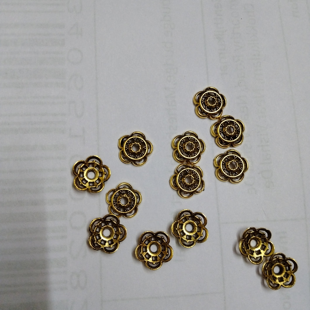 Antique Bead Cap MC43