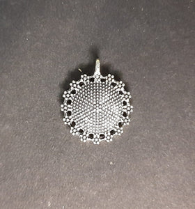 Silver Pendant Small - SP21