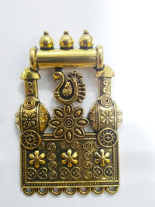Antique Metal Pendants AP 43