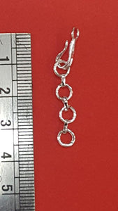 Back Chain Hook 3+1 (SIL)