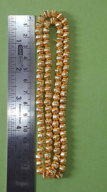 Pumpkin Beads 6mm