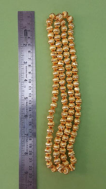 Pumpkin Beads 10mm