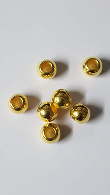Metal Beads With Big whole 8 mm (WB 8)
