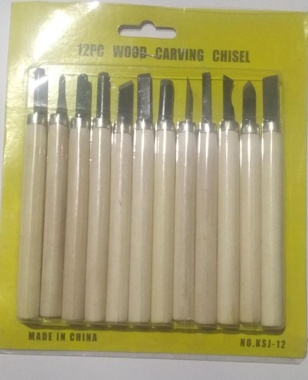 12 In 1 Wood Craving Tool Tools