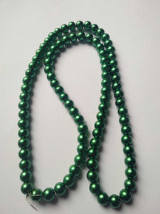 Beads Glass 8Mm 8 Mm