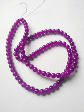 Load image into Gallery viewer, Beads Glass 8Mm Purple 8 Mm