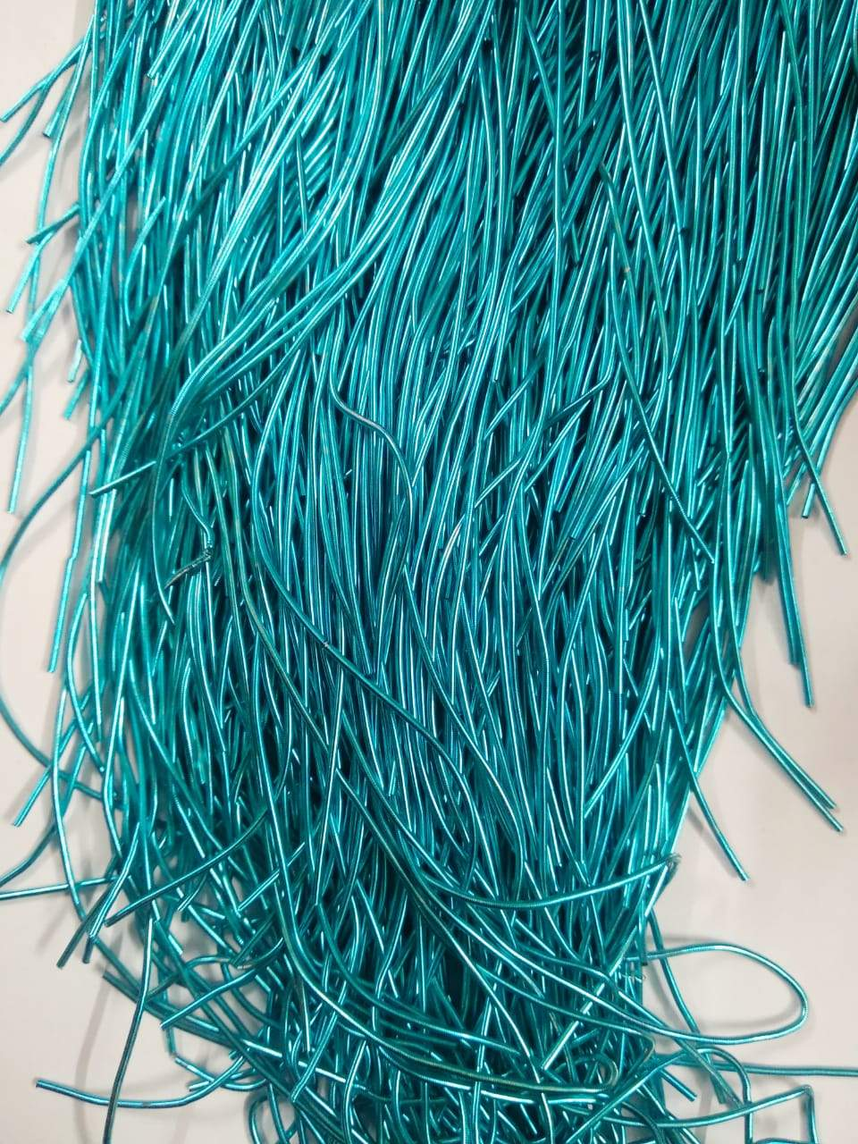 Zardhosi Blue Threads & Rope