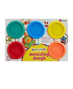 Pidilite Rangeela Moulding Dough-375 Grams Designer Kit