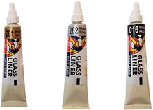 Load image into Gallery viewer, Camel Glass Liner Available On 3 Colors Fabric Glue & Adhesives