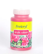 Load image into Gallery viewer, Fevicryl Acrylic Colors - Magenta 500Ml Fabric Glue & Adhesives
