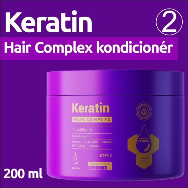 DuoLife Keratin Hair Conditioner