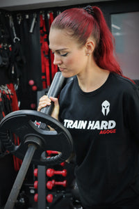 T Shirt - TRAIN HARD